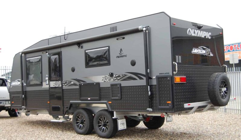 Javelin X8 Semi Offroad, 22′ Custom Design full