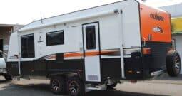 JAVELIN X8 Semi Offroader 21'6″ external
