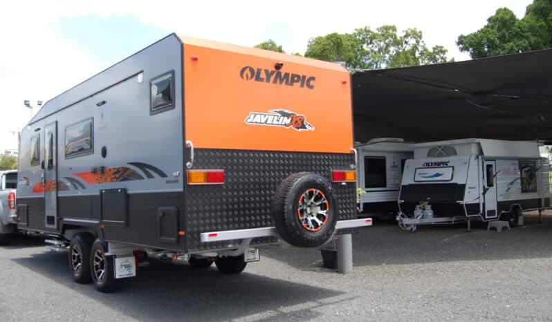 OLYMPIC X8 Semi Off-roader 21′ FAMILY Van full
