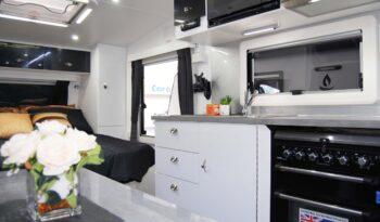 OLYMPIC X8 Semi Off-roader 21ft FAMILY Van full