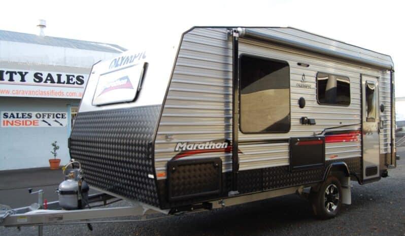 Marathon 17′ Family Van Single axle full